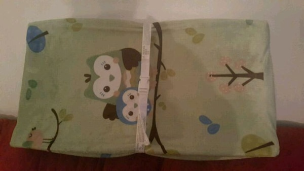 diaper pad change with extra cover