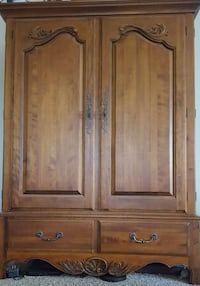 Ethan Allen French Country Armoire (huge) Menifee, 92584