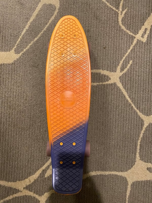 Authentic Penny Board 0