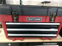 Craftsman 3 Drawer Toolbox Pasadena, 21122