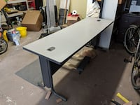 "HON The StationMaster Desk 72"" x 24"" Los Angeles"