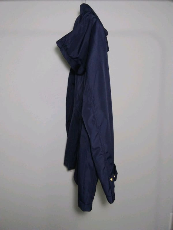 Michael Kors rain coat. Size S. Navy blue. New with tags. Retail $220. 7