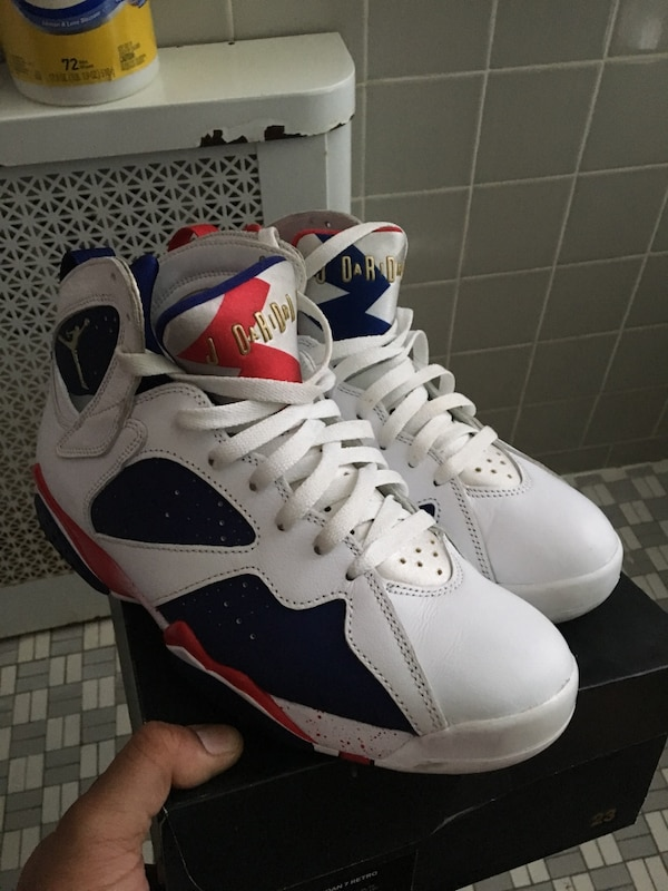 finest selection 3f05b 9f228 Used SIZE 8 NIKE AIR JORDAN RETRO 7 for sale in New York - letgo