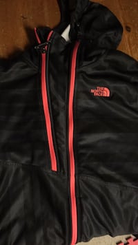 black and red Adidas zip-up jacket Halifax, B3R 1P5