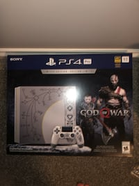 New God of War PS4 Chestermere, T1X 0S5