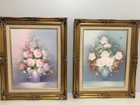 Vintage paintings  Abbotsford, V3G 2B2