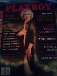 72 Issues of PlayBoy Magazine