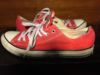red-and-white Converse All Star low-tops Brampton, L7A 2X5