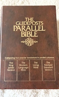The Guideposts Parallel Bible/4 Versions/1973 Catonsville, 21228