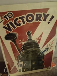 To Victory poster wall decor Henrico, 23238