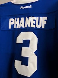 Toronto Maple Leaf Jersey Phaneuf #3 (C) Womens Mississauga, L5K 1B5