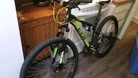 CCM Alpha full suspension bike Langley, V3A