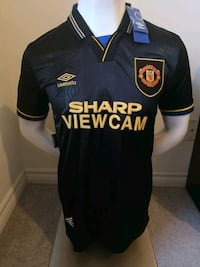 1994 Away Manchester United Retro Jersey Mississauga, L5M 4K1