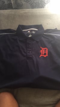 black and red Polo by Ralph Lauren polo shirt Los Angeles, 90020