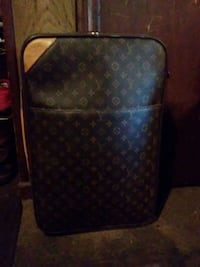 black and brown leather Louis Vuitton backpack Cleveland, 37311