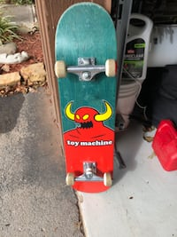 Skateboard complete toy machine KNOXVILLE