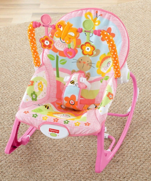 Strange Fisher Price Infant To Toddler Vibrating Rocker Machost Co Dining Chair Design Ideas Machostcouk