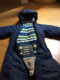 boys blue full snow suit Roma, 00192