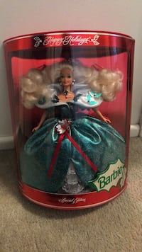 1995 special edition holiday barbie Fairfax, 22031