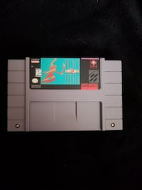 Prince of Persia 2 SNES video game