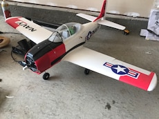 R/c T-28 Trainer for sale  Travis AFB, CA