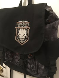 Call of Duty black ops2 Backpack Surrey, V4N 0Y7