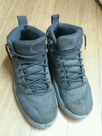 Worn out wolf grey jordan 12s Albany, 12205