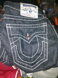 blue True Religion denim bottoms San Jose, 95121