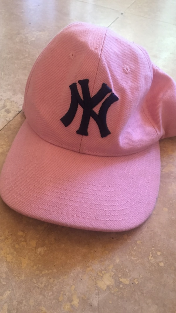 4b325c4348 Used Pink Yankees Hat for sale in Miami - letgo