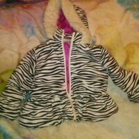 18 month old girl jacket with hood Bakersfield