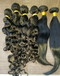 black and brown hair extensions High Point, 27262