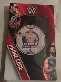 OFFICIAL WWE John Cena HYBRID CASE FOR APPLE iPHONE 5, 5s, And SE Boyds, 20841