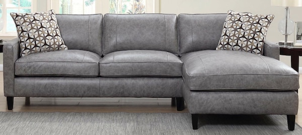 Brand new sofa with chaise