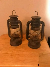 Antique hurricane oil LAMPS  Houston, 77054