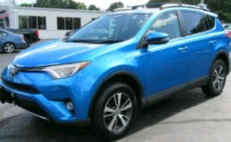 2016 Toyota RAV4 XLE AWD Clean Title 1 Owner