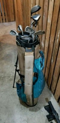 Top Flite Golf Clubs (Right Hand)