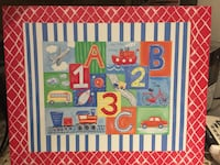 Artwork for a toddlers room Puslinch, N1H 2J0