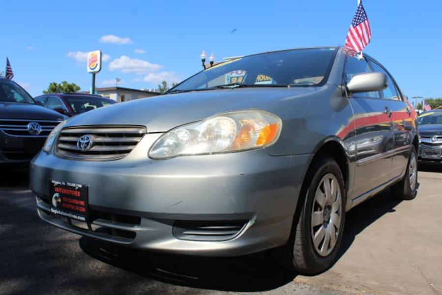 2004 Toyota Corolla for sale 5