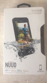 NEW- NUUD LifeProof IPhone 6 S Woodbridge Township