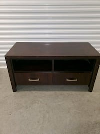 TV stand with drawer