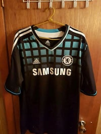 Black Chelsea Jersey XL  Montreal, H1N 1E7