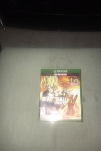 Xbox 1 dragon ball