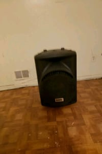 15 inch speaker cabnet with built in horn tweeter pick up only  Baltimore, 21213