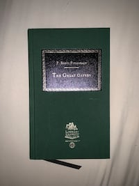 *COLLECTABLE* The Great Gatsby Book Rock Hill, 29732