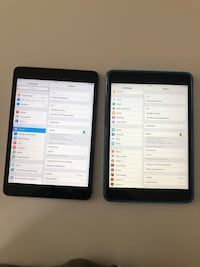 2st iPad Mini 16gb Svart Buda Huddinge