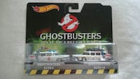 HOT WHEELS ECTO 1 AND ECTO 1A GHOSTBUSTERS W/RR TI Ontario, L4L 1V3