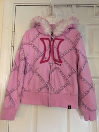 Hurley Brand sweater jacket for girls.  Size 6 little girls . Concord, 94521