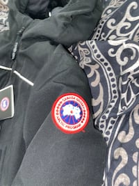 Jr Canada Goose Grizzley Bomber