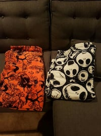 Halloween blankets for sale Surrey, V3W 0E8