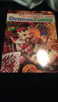 Better homes & gardens all-time favorite Christmas cookies book Wetumpka, 36093